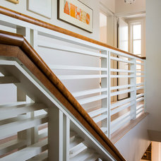 Contemporary Staircase by Always by Design