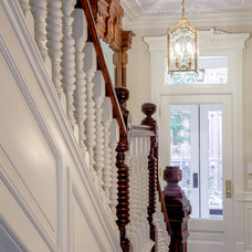 Traditional Staircase by Peter Dressel Photography