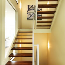 Modern Staircase by Art House Developments