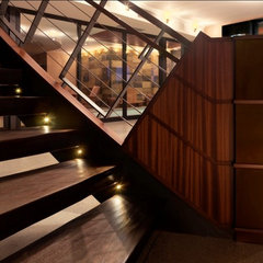 staircase by Birdseye Design