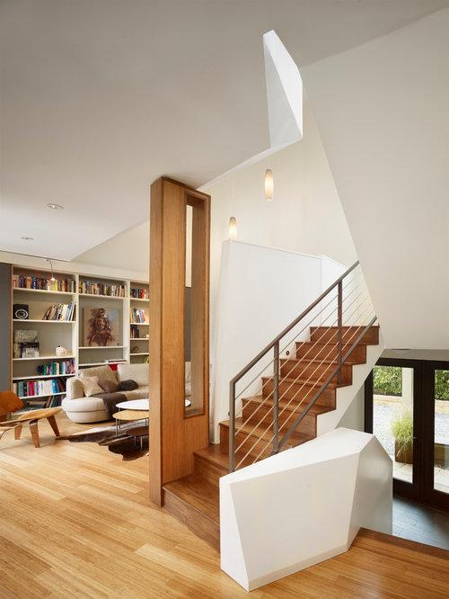 Minimalist Staircase Photo In New York