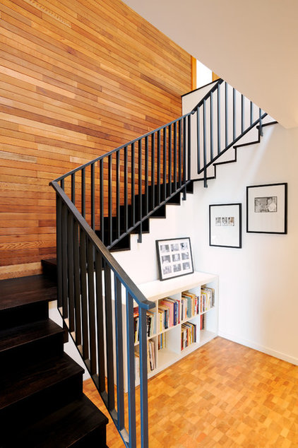 Contemporary Staircase by Coop 15 Architecture