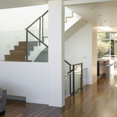 Modern Staircase by Ken Gutmaker Architectural Photography
