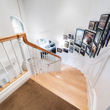 Traditional Staircase by Exceptional Frames Photography