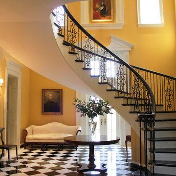 Regency Inspired Residence