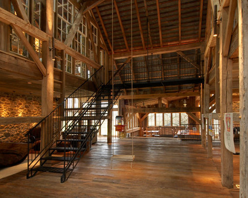 Best Tobacco Barn Design Ideas & Remodel Pictures | Houzz