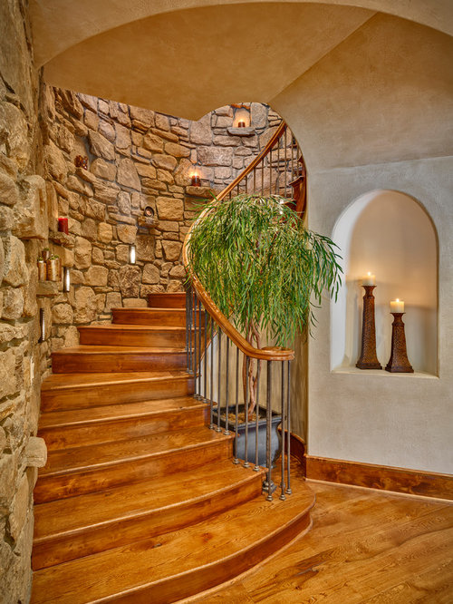 Wall Decoration Ideas Stone : Wall niche home design ideas pictures remodel and decor