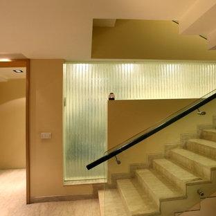 Неиссякаемый источник вдохновения для домашнего уюта: лестница в восточном стиле