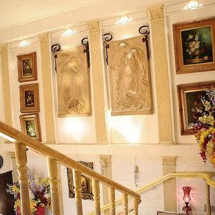 Design ideas for a victorian staircase in Delhi.