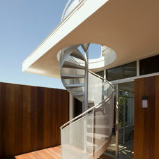 Midcentury Staircase by Guy Peterson Office for Architecture