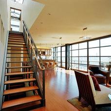 Modern Staircase Rhodes Architecture + Light