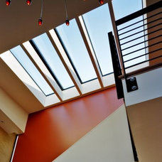 Modern Staircase Rhodes Architecture + Light