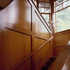 Traditional Staircase Rhodes Architecture + Light