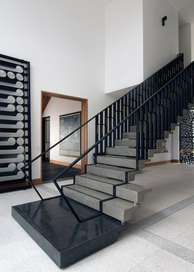 Staircase by PRau - Phil Redmond Architecture & Urbanism