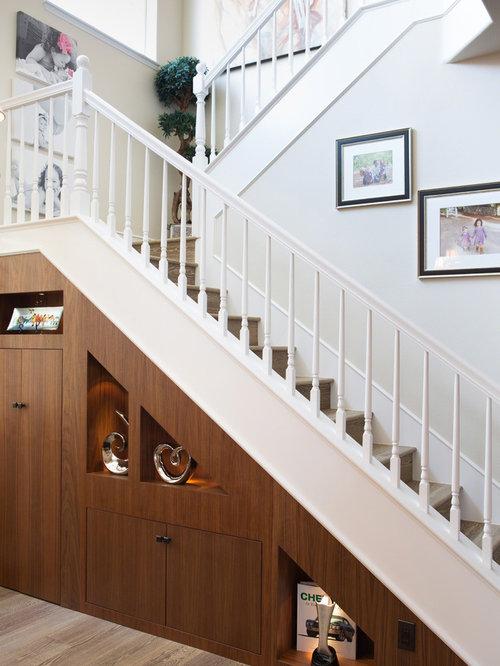 Under Stair Storage Home Design Ideas Pictures Remodel