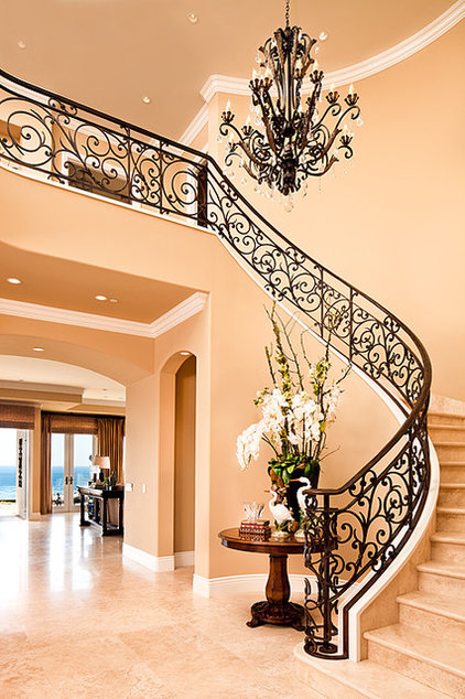 Mediterranean Staircase by D for Design