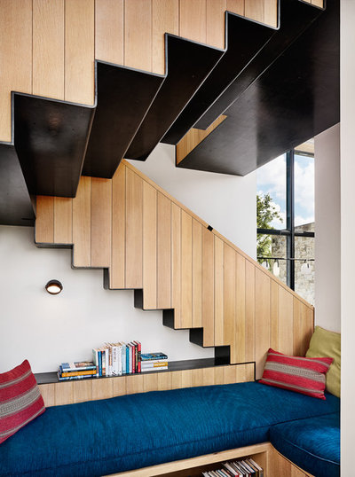 Contemporary Staircase by Classic Constructors LP