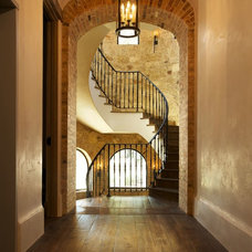 Mediterranean Staircase by Michael Kelley Photography