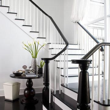 Rocky Ledge Stair