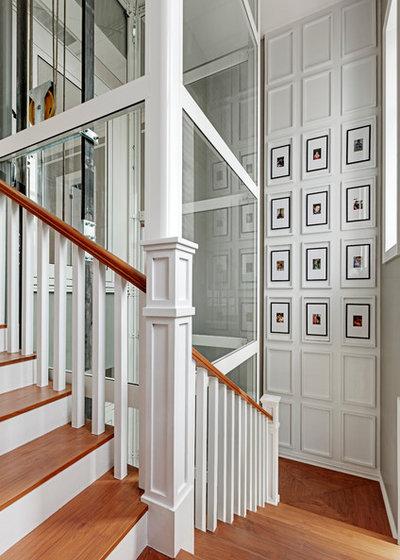 Coastal Staircase by Fadd Studio