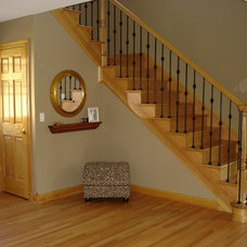 Staircase by LMR Designs, LLC