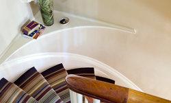 Row House Interiors Stair