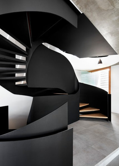 Modern Staircase by COSO architecture