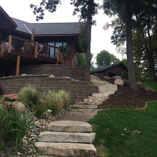 Rush lake home
