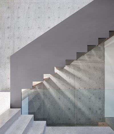 Minimalistisch Treppen by splyce design