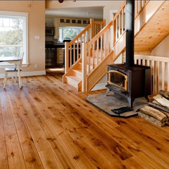 traditional staircase by Gaylord Hardwood Flooring