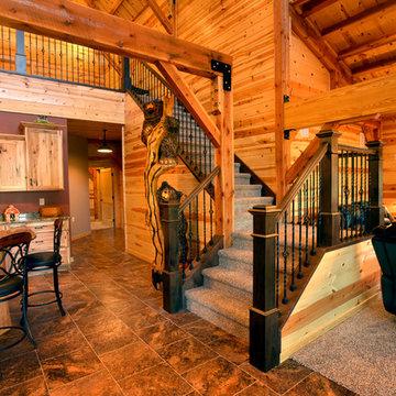 Rustic Home Retreat