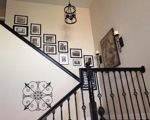 Lux treppenhaus im landhausstil   treppenhausgestaltung und ...