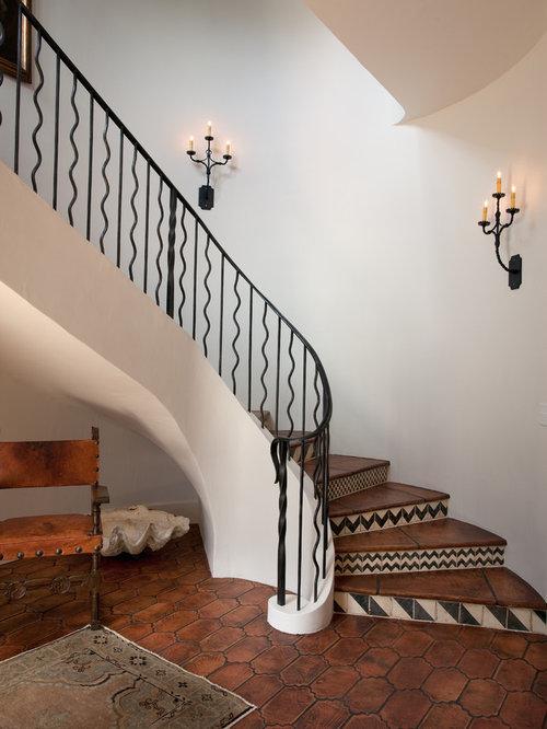 Treppenhaus Designs Modern Modern Und Rustikal Mit Treppenhaus