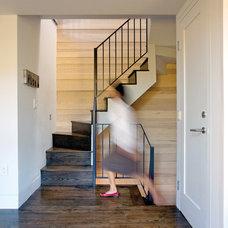 Modern Staircase by Stern McCafferty