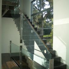 Modern Staircase by Sago International