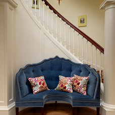 Traditional Entry by Kathy Best Design