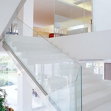 Modern Staircase by San Interiors