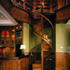 Mediterranean Staircase by Solaris Inc.