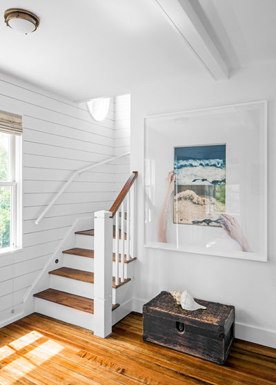 Beach Style Staircase by LDa Architecture & Interiors