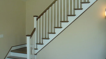 Scotia Stairs - Modern Staircase & Railings