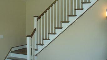 Scotia Stairs - Modern Staircase & Railings