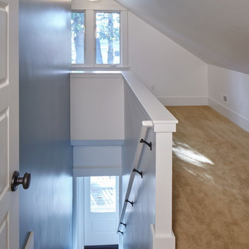 SE Dormer Addition and Master Bathroom- Stairway