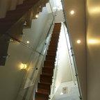 Castlecrag Contemporary Staircase Sydney By Cplusc