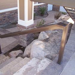 Seaside Cove Handrail -