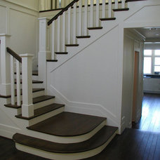 Traditional Staircase by Motionspace Architecture + Design