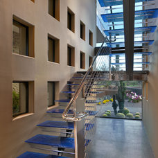 Southwestern Staircase by Tate Studio Architects