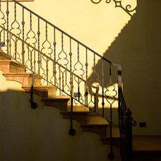 Mediterranean Staircase by Mark Reuter