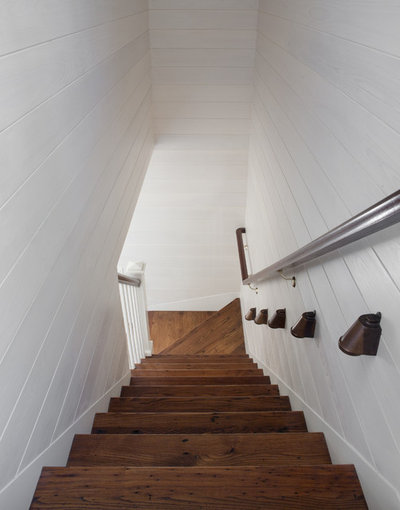 Bord de Mer Escalier by Wettling Architects