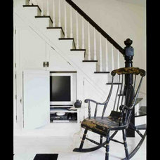 Beach Style Staircase by SchappacherWhite Architecture D.P.C.