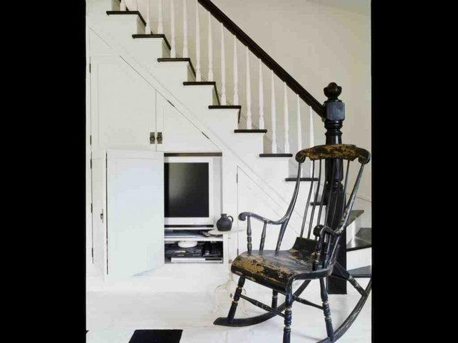 Beach Style Staircase by SchappacherWhite Architecture D.P.C.
